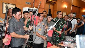 Pasca Penangkapan Puluhan Anggota SMB, Pangdam II/SWJ Kunjungi Jambi