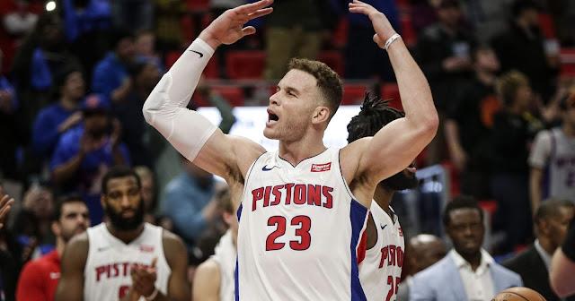 Blake Griffin Preview Detroit Pistons