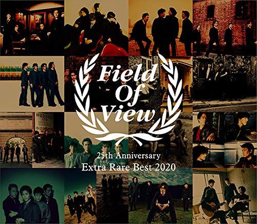 FIELD OF VIEW 25th Anniversary Extra Rare Best 2020 [2020.05.13+MP3+RAR]