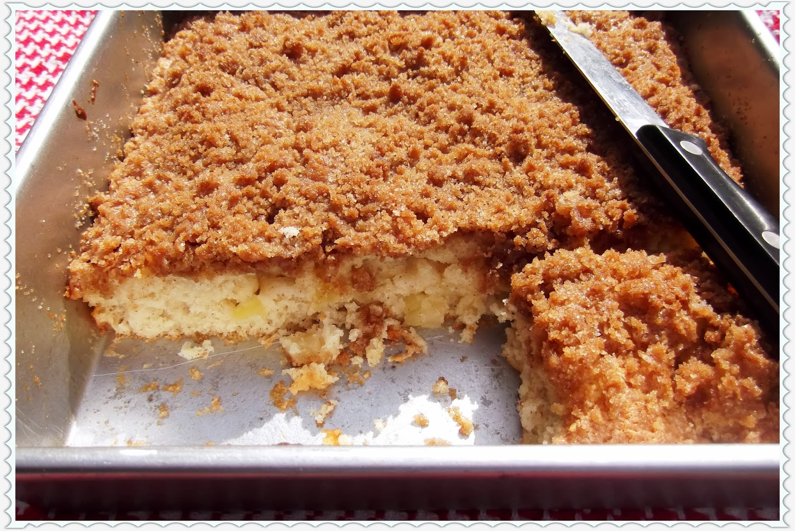 Quick Mix Cakes Coffee Cake Squares