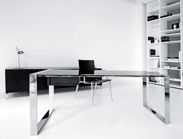 best buy modern steel office desk furniture Auckland for sale