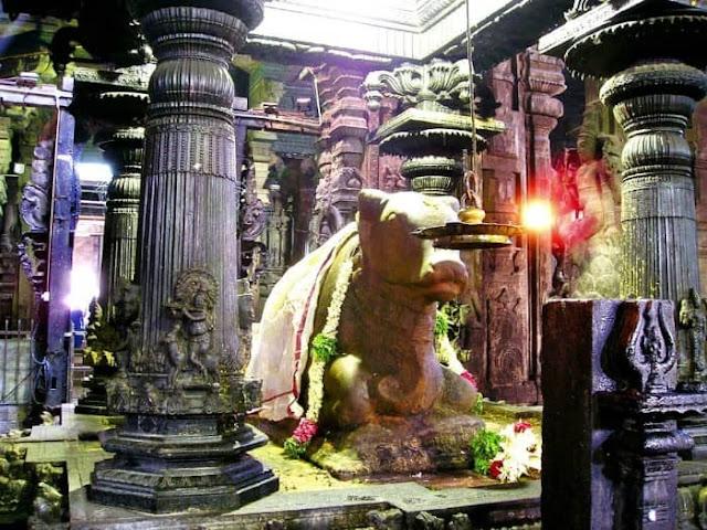 Godhan Gau Mata Mandir in India