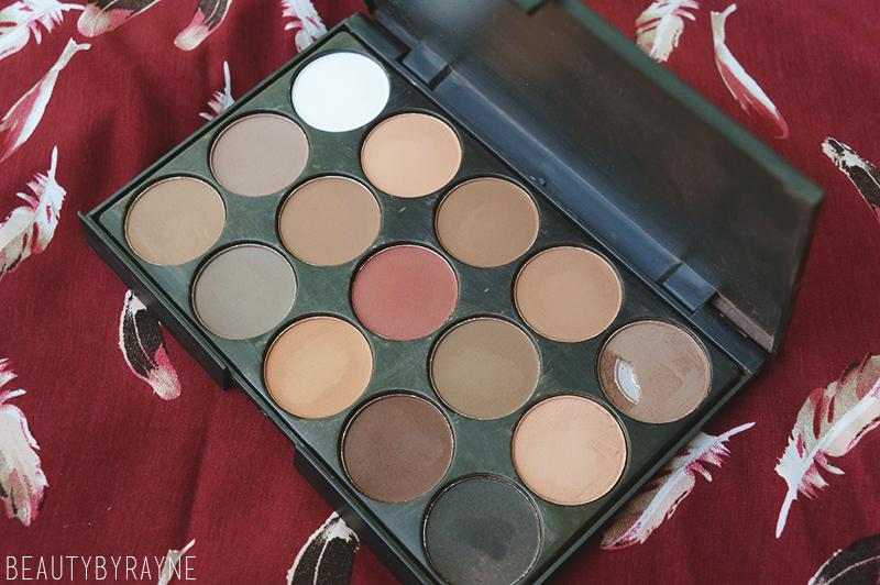 Cheap neutrals basic palette review