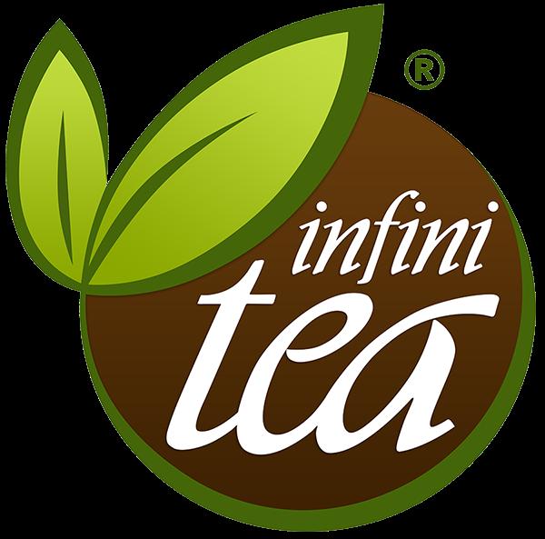 Infinitea milk tea logo