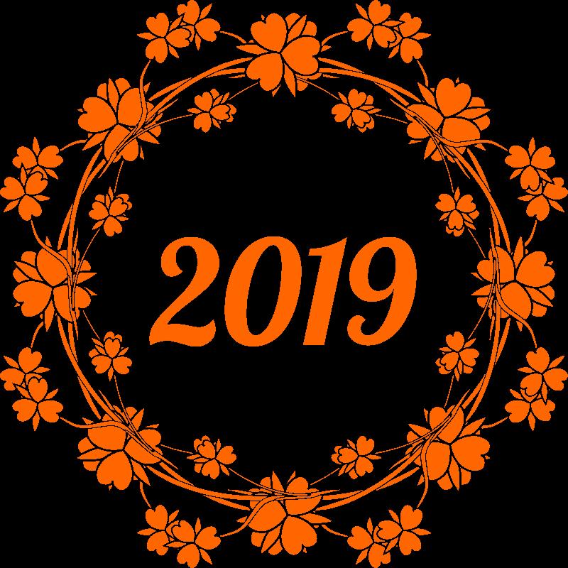{ New Year Fun - 2019 Edition }