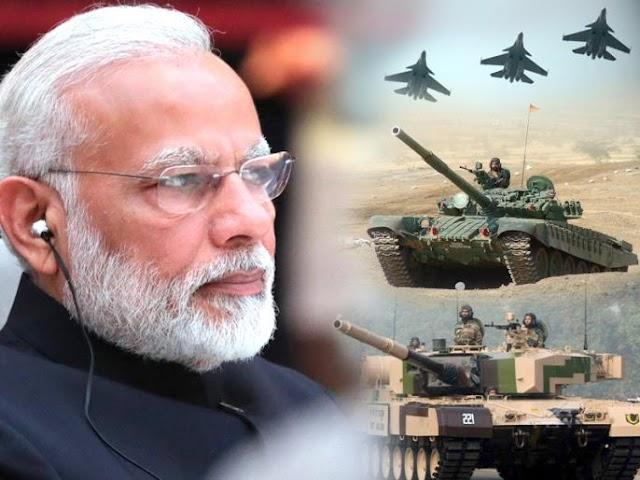 दुनिया के इन 5 देशों के पास है सबसे ज्यादा रक्षा-बजट, देखें भारत का स्थान