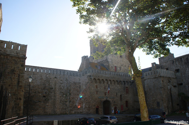 Esterno del Castello di Saint Malo