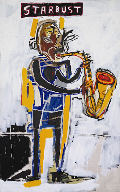 Jazz In Athens Paintings And Music Of Jean-michel Basquiat