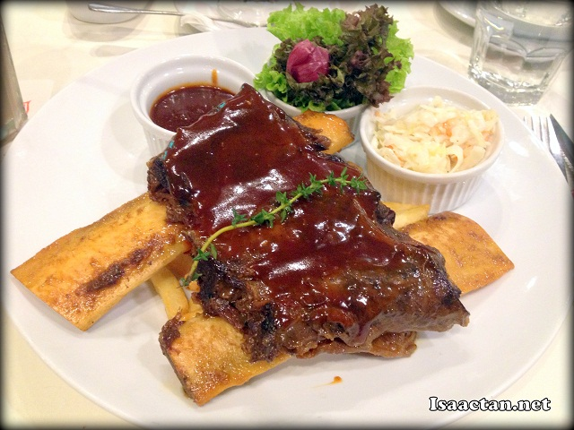 Honey Chilli Mini Ribs - RM33