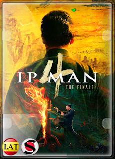 Ip Man 4 (2019) HD 1080P LATINO/CHINO
