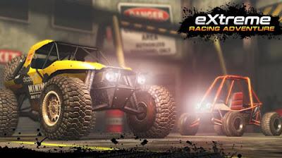 Download Extreme Racing Adventure MOD APK v1.0.3 Full Hack for Android [Unlimited Money] Gratis