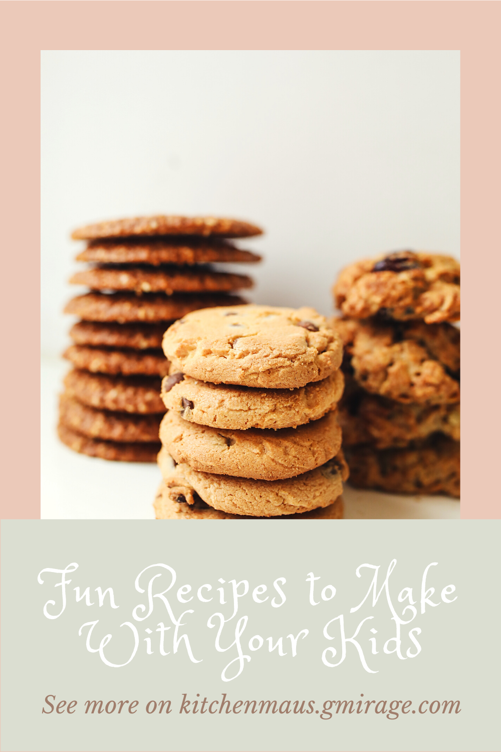 4 Fun Recipes to Make With Your Kids