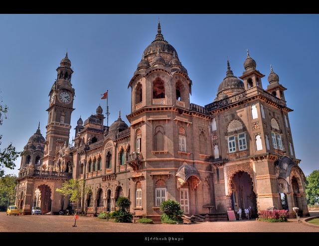 New Palace, Kolhapur