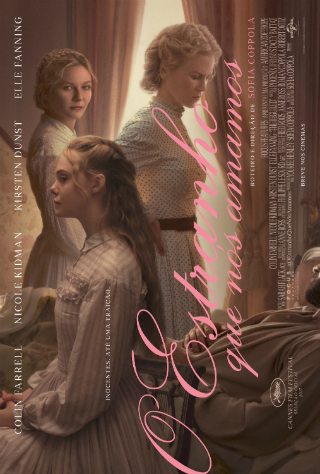 The Beguiled [2017] [DVDR] [NTSC] [Latino]