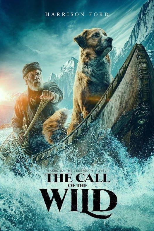 The Call of the Wild (2020) WEB-DL Sub Indo - SantriKuliah