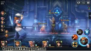 Screenshots of The War of Genesis: Battle of Antaria Mod Apk