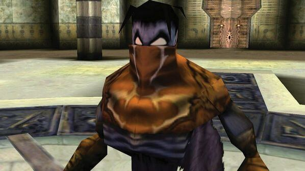 remaster of the cult game Legacy of Cain: Soul Reaver