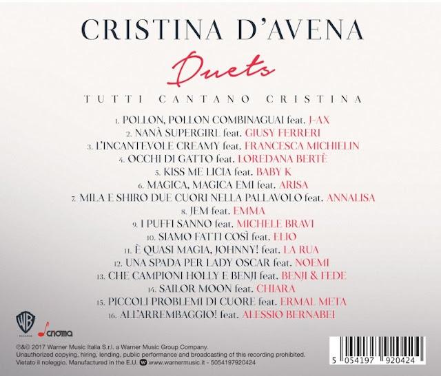 Duets Tutti Cantano Cristina opinioni