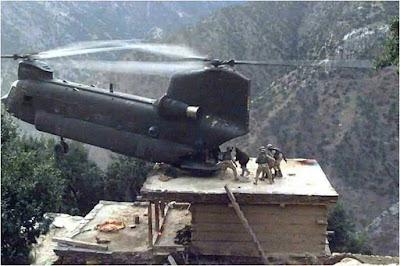 Helicoptero  de guerra
