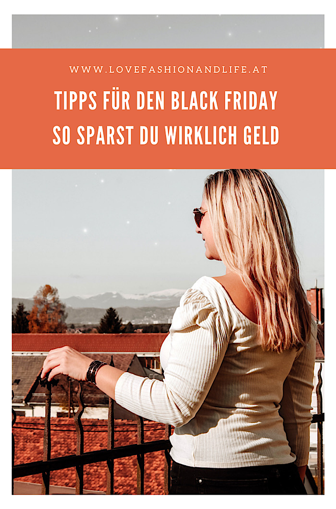 Black Friday Geld Sparen Tipps