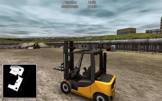 Warehouse and Logistics Simulator ScreenShot 02