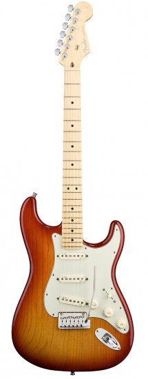 Fender American Deluxe Stratocaster Ash