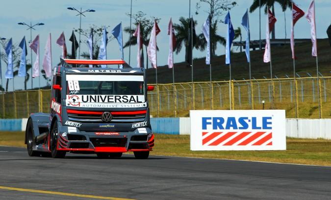 Fras-le é a nova fornecedora oficial da Copa Truck