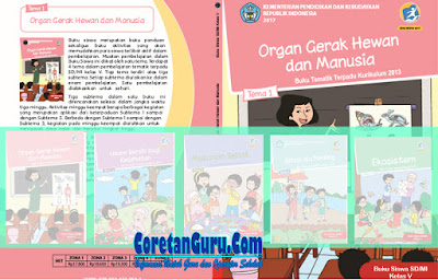 Download Buku Kelas 5 SD/MI Kurikulum 2013 Revisi Terbaru Semester 1 Lengkap