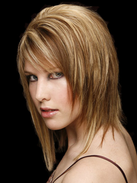 Excellent Different Hairstyles For Mid Length Hair Photo Gallery Of Short Hairstyles Gunalazisus