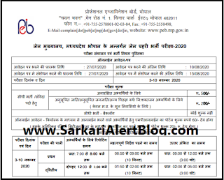 https://www.sarkarialertblog.com/2020/07/mppeb-jail-prahari-recruitment-2020.html