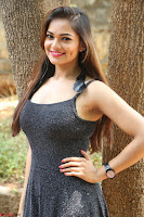 Aswini in lovely Deep Neck Sleeveless Black Dress Spicy Pics ~  Exclusive 62.JPG