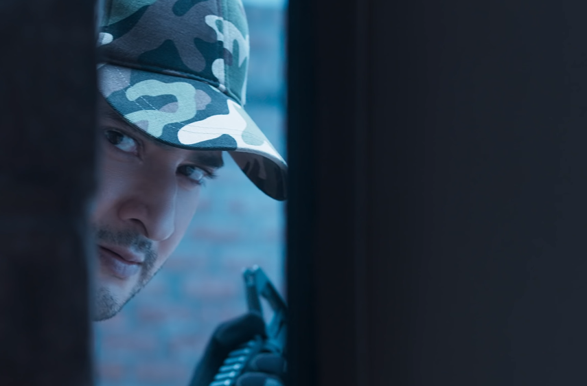 Sarileru Neekevvaru Movie stills, Mahesh Babu images from Sarileru Neekevaru