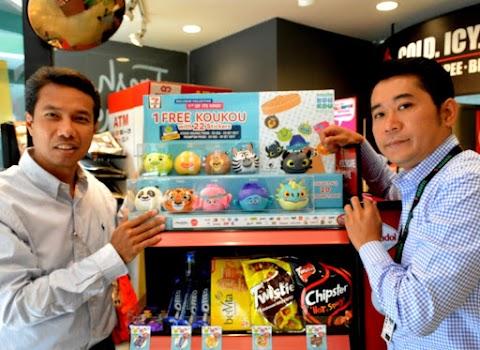 7-Eleven Malaysia Memperkenalkan Koleksi Eksklusif DreamWorks KouKou!