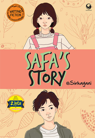 Safa's Story karya Sirhayani PDF