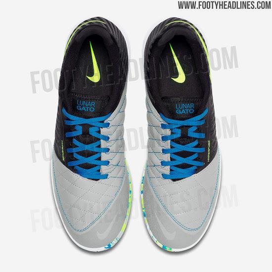 top brands united kingdom buy popular Black / Wolf Grey Nike Lunar Gato II Boots Leaked - Footy Headlines