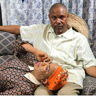 13-years After Their Crashed Marriage, Faithia Williams Features Her Ex-husband, Saidi Balogun In New Movie [Photos]