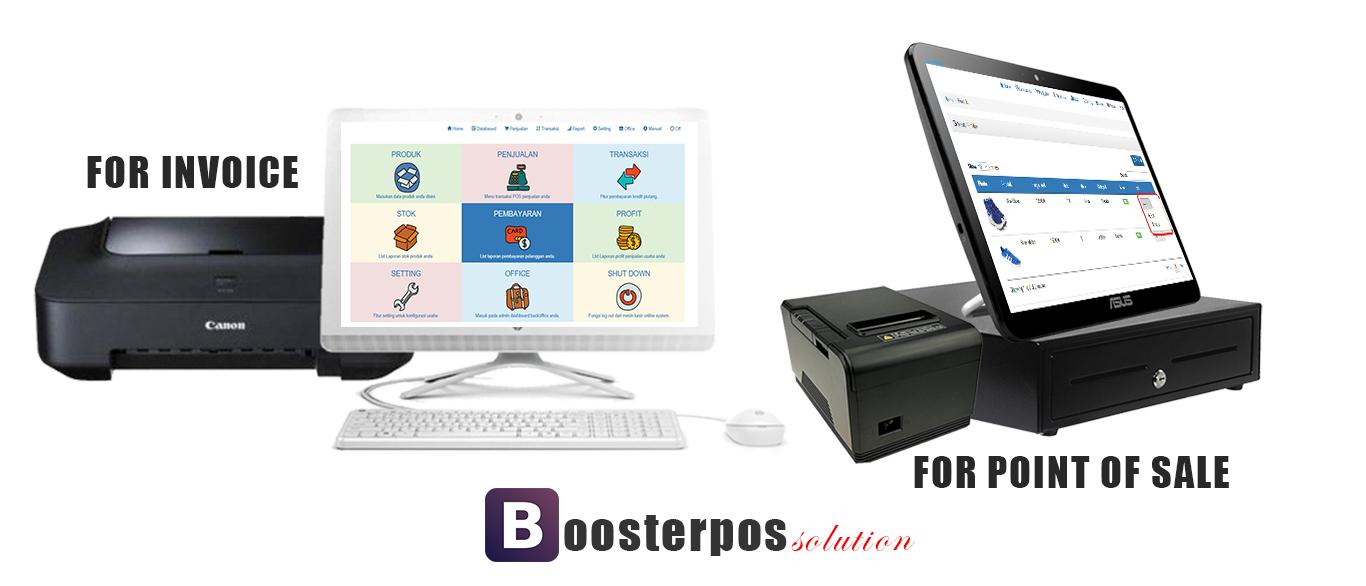 mesin kasir, mesin kasir online, smartphone, handphone, android, ios, penjualan, point of sale, kasir, pos, boosterpos