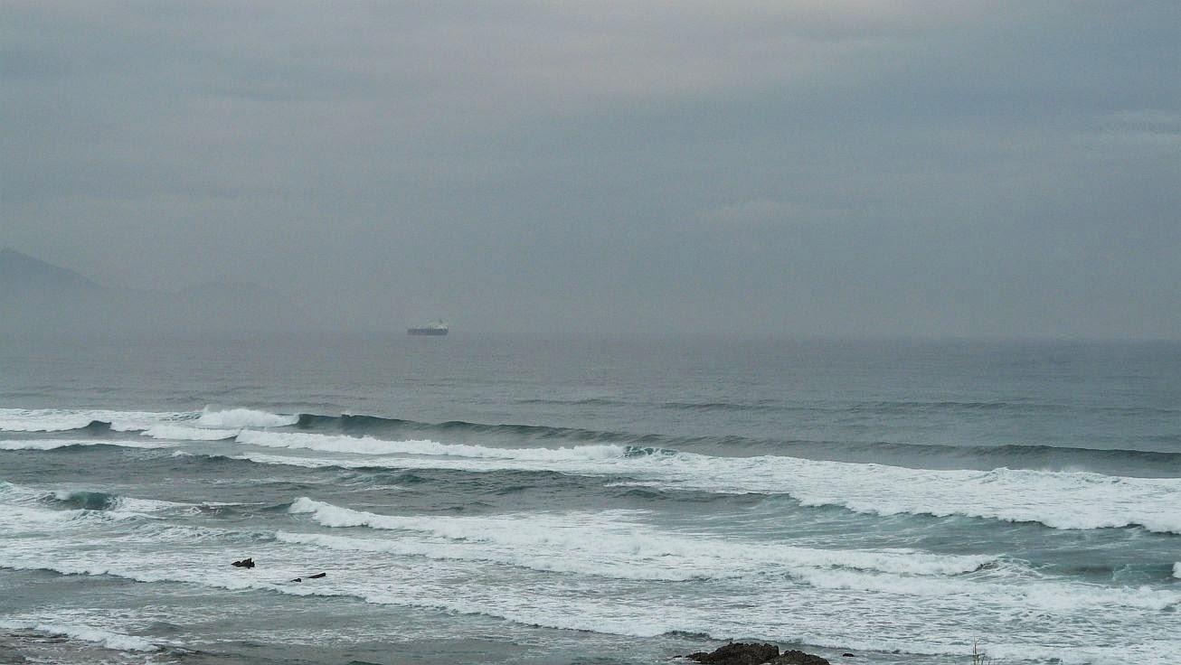sopelana hoy parte de olas