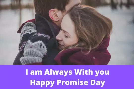 i always love you happy promise day