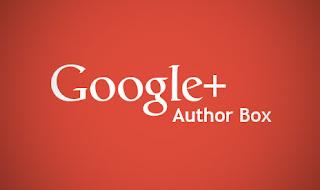 Cara Membuat kotak author seperti Google Plus