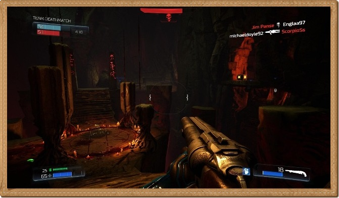 Doom 4 PC Games Gameplay
