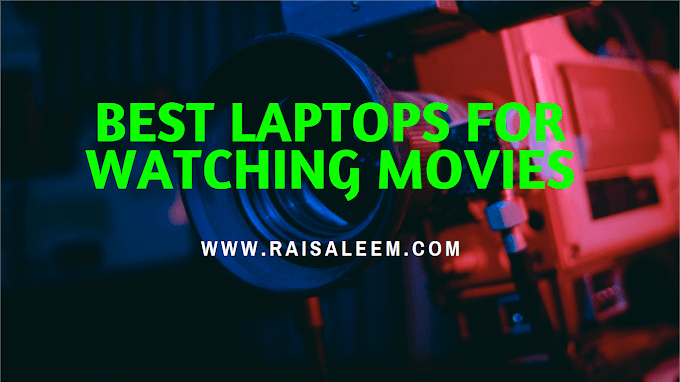 BEST LAPTOPS FOR WATCHING MOVIES [2020 laptop Buyer's Guide]