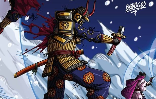 Spoiler Manga One Piece Chapter 995 Bahasa Indonesia