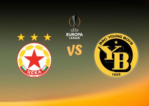 CSKA Sofía vs Young Boys  Resumen