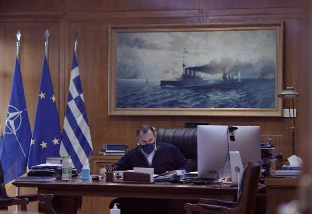 Παναγιωτόπουλος: Ποια καραντίνα; «Τρέχουν» εξοπλιστικά-Υπογράφηκαν οι προσλήψεις ΕΠΟΠ-ΟΒΑ