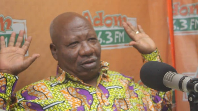 Video: Broke People Can't Lead A Broke Party Into 2020 – Allotey Jacobs
