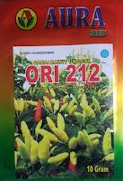 cabe ori 212,cabe rawit,cabe api,aura seed,cabe kecil,cabe merah,benih cabe,lmga agro