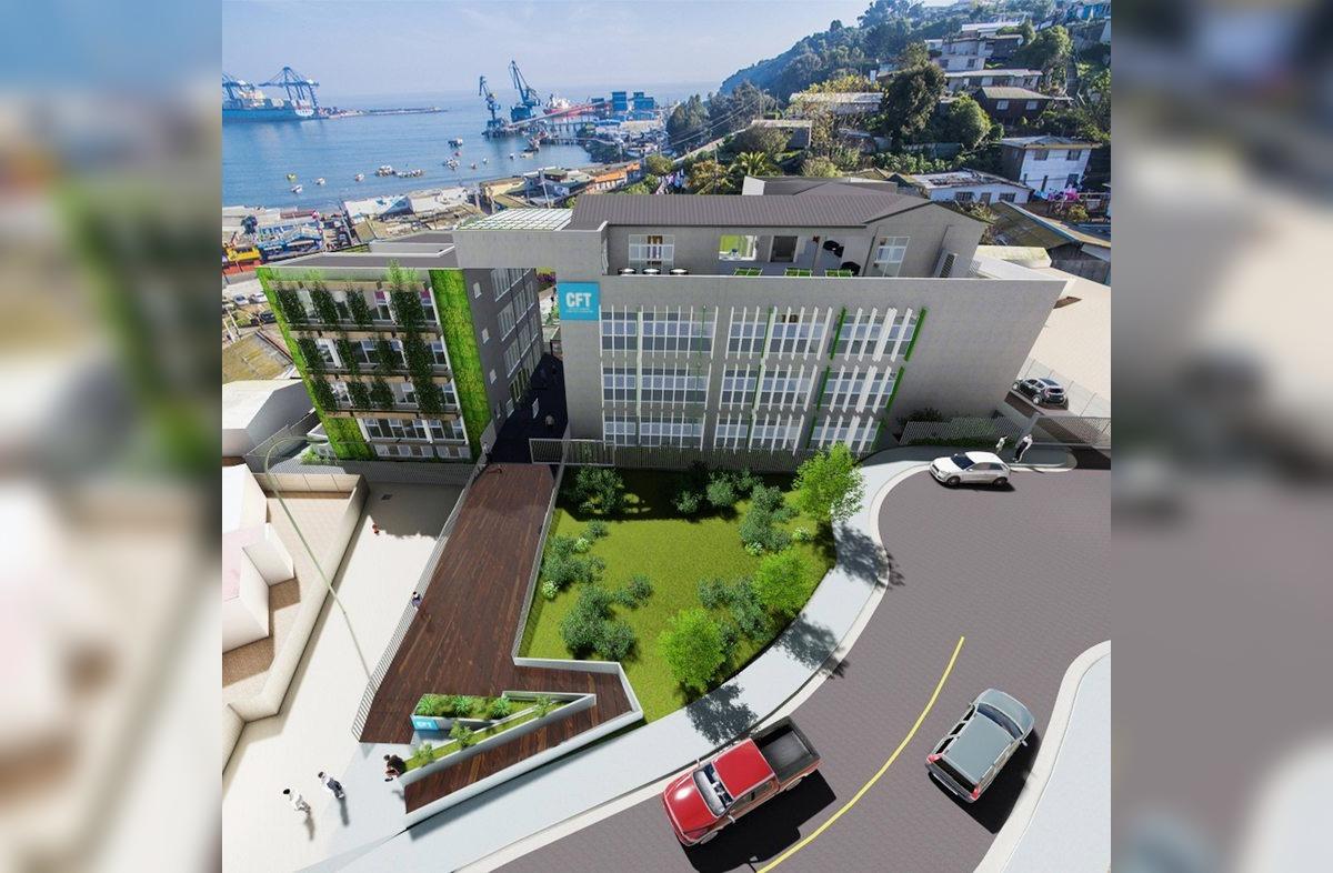 Con cuatro carreras debuta el nuevo  CFT de la Región de Valparaíso