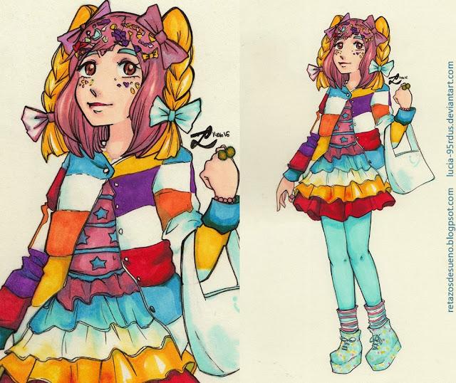 Tokyo Fashion | Lolitas y Decora en Harayuku
