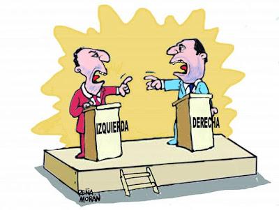 El show político